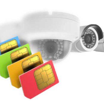 GSM камеры видеонаблюдения 3G/4G(LTE)