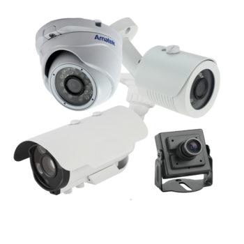 Аналоговые камеры высокой четкости (AHD, TVI)